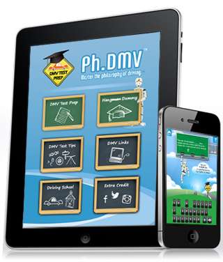 PhDMV is a Fresh Take on Traditional Drivers Ed Prep Apps